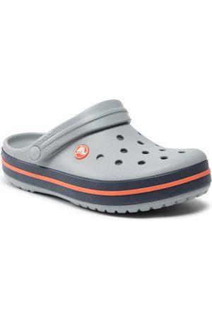 Crocs Mules / sandales de bain - Crocband 11016 Light Grey/Navy