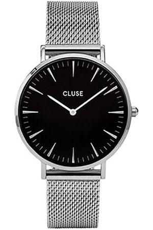 Cluse Montre - Boho Chic CW0101201004 Silver/Silver