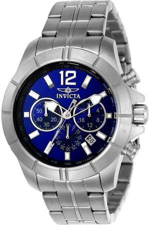 Invicta Montre - 21464 Silver/Navy