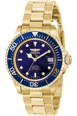 Invicta Montre - 8930OB Gold/Blue