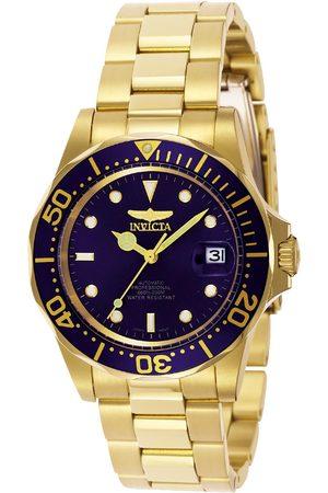 Invicta Watch Montre - 8930 Gold/Blue
