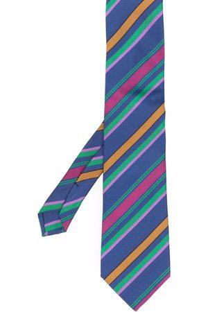 Etro Cravate à rayures