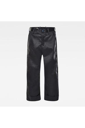 G-Star RAW Femme Pantalons larges - Femmes Jean GSRR Eve 3D Mid Wide Leg