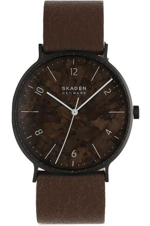 Skagen Montre - Aaren SKW6728 Black/Brown