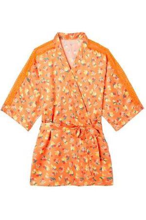 PommPoire Femme Peignoirs - Kimono NOUMEA