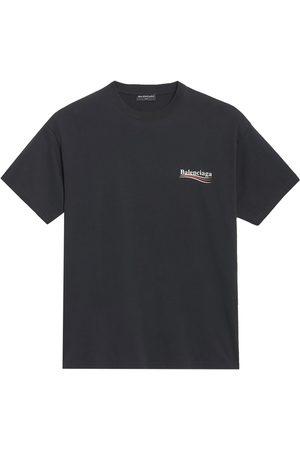 Balenciaga T-shirt oversize à logo