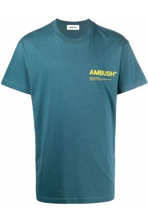 AMBUSH Logo-print cotton T-shirt