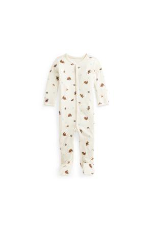 Ralph Lauren Grenouillère Polo Bear en coton doux