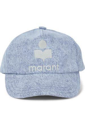 Isabel Marant Femme Casquettes - Casquette Tyron en coton à logo