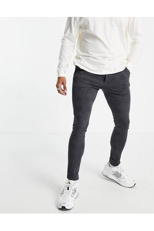 ASOS Jogger habillé ultra ajusté à carreaux