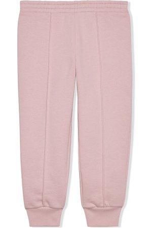 Gucci Pantalon slim à rayures Web