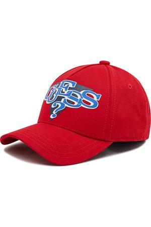 Guess Bonnets - Casquette - Delsin Logo ABDEL1 CO213 RED