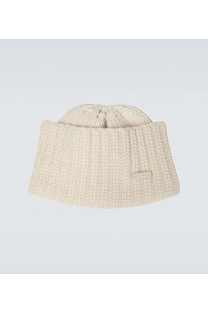 Saint Laurent Homme Bonnets - Bonnet en cachemire