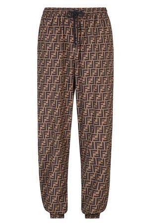 Fendi Pantalon En Nylon