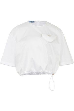 Prada T-shirt en jersey
