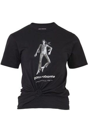 Paco rabanne Femme Manches courtes - T-shirt
