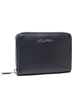 TOMMY HILFIGER Portefeuille femme grand format - Iconic Tommy Med Za AW010370 DW5