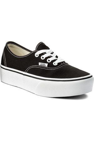 Chaussures compensées femme Vans | FASHIOLA.fr
