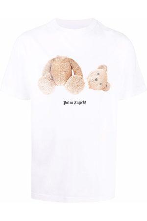 Palm Angels T-shirt à logo imprimé