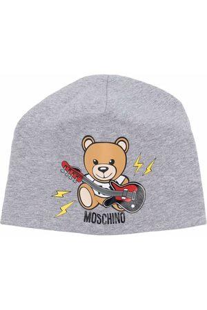 Moschino Bonnet à imprimé Teddy Bear
