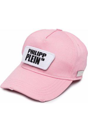 Philipp Plein Casquette à patch logo