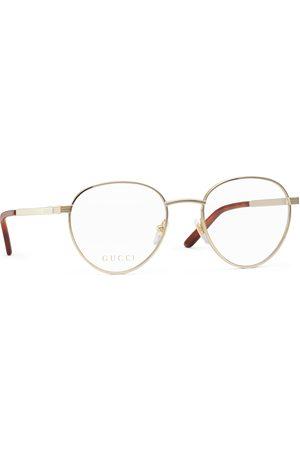 Gucci Monture optique ovale