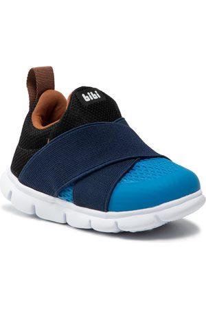 BIBI Bébé Baskets - Sneakers - Energy Baby New II 1107144 Black/Aqua