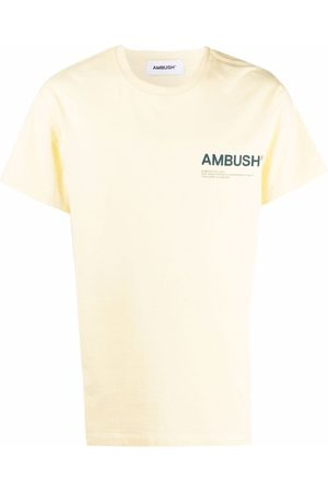 AMBUSH JERSEY WORKSHOP T-SHIRT FLAN ATLANTIC D