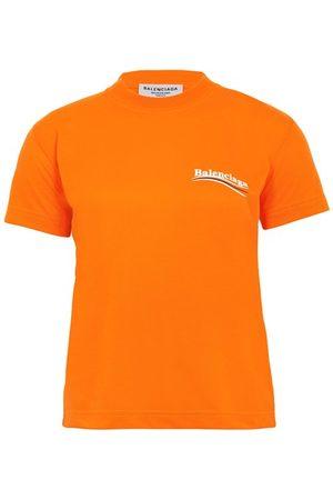 Balenciaga T-shirt logo