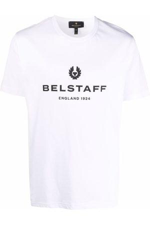 Belstaff T-shirt à logo imprimé