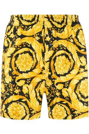 Versace Short de pyjama imprimé