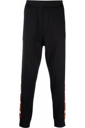 Dsquared2 Homme Joggings - Logo-tape slip-on track trousers