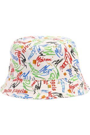 Palm Angels Chapeau Monogramme & Missoni