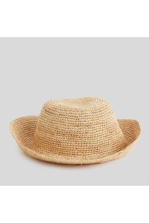 Monoprix Chapeau en raphia