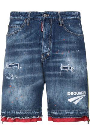 Dsquared2 Homme Shorts en jean - DENIM - Bermudas en jean