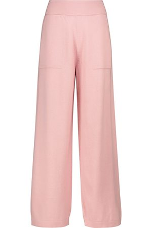 Barrie Pantalon en cachemire