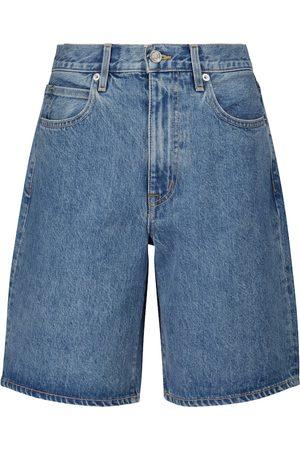SLVRLAKE Short en jean taille basse