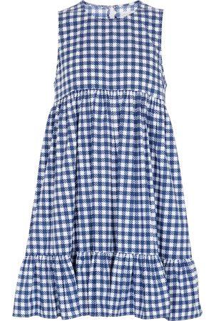 Caroline Constas Mini-robe Miriam à carreaux