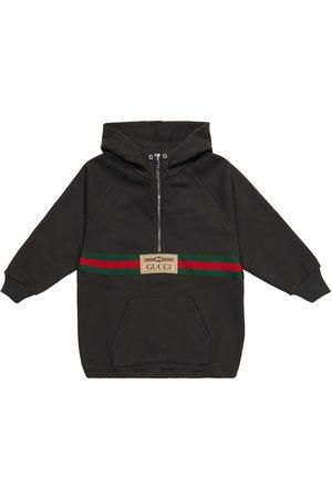 Gucci Sweat-shirt à capuche en coton