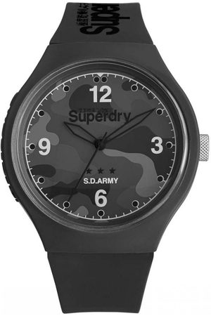 Superdry Montre Homme Superdry Urban XL Army - SYG006EE Bracelet Silicone
