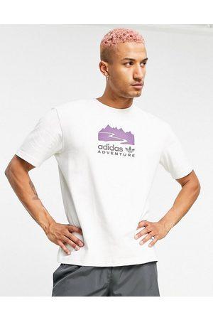 adidas Adventure - T-shirt imprimé sur le devant