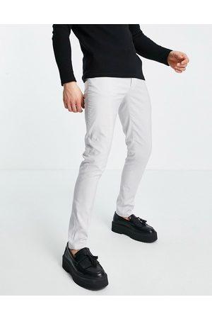 ASOS Pantalon habillé ajusté d'ensemble - Lilas