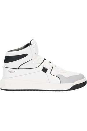 VALENTINO Garavani - Sneakers One Stud montantes