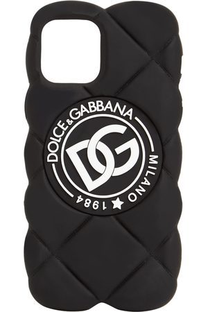 Dolce & Gabbana Coque Matelassé Pour Iphone 12 Pro Dg