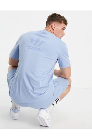 adidas Adicolor Marshmallow - T-shirt - ciel