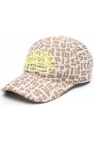 Palm Angels X Missoni casquette à motif monogrammé