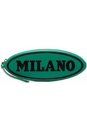 Palm Angels X Missoni pochette Milano