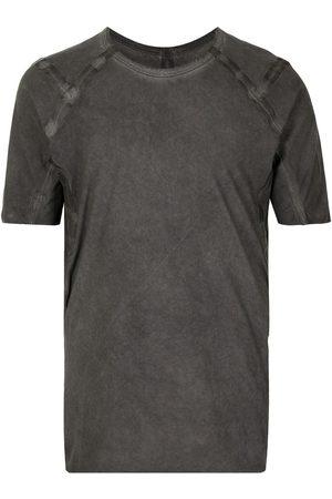 ISAAC SELLAM EXPERIENCE T-shirt à effet délavé