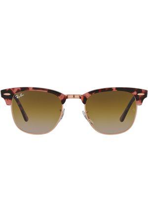 Ray-Ban Lunettes de soleil - Clubmaster D-frame sunglasses
