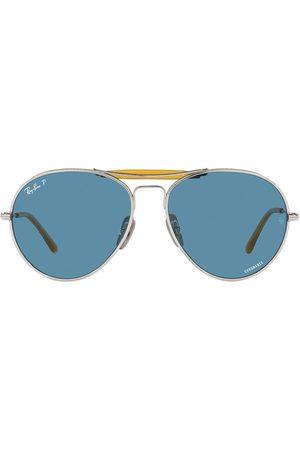 Ray-Ban Aviator-style sunglasses